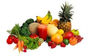 eat healthy fruit
