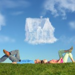 first home buyer dreaming house