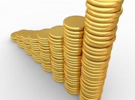 money coin wealthy rich