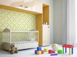 nursery baby child mum