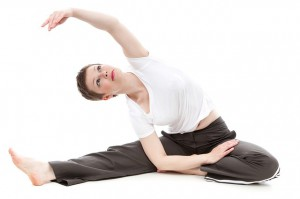 exercise stretch fitness health