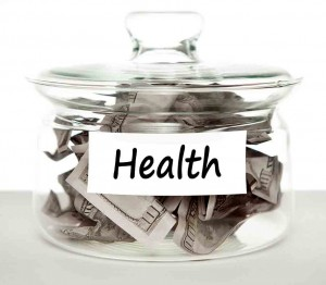 life insurance health iou jar money