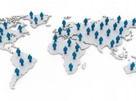 map world population people