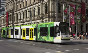 tram Melbourne transport
