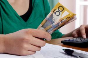 wealth budget calculator money australia count save savings