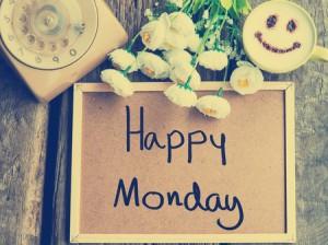 Happy Monday inspiration motivation