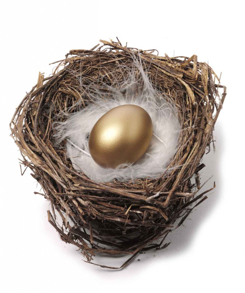 Keep all your eggs in one basket