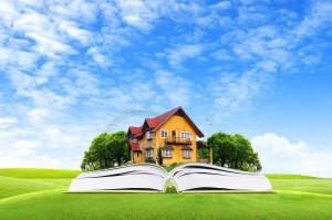 book story house property dream first home learn real estate