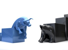 bull bear stock market share