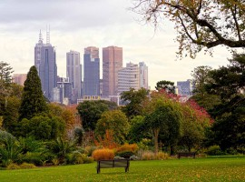 melbourne city park happy peace victoria garden