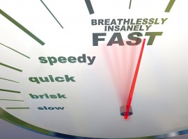 speedo fast market growth slow sell loan invest
