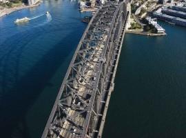 sydney job car traffic work congestion road bridge