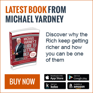 New Book From Michael Yardney
