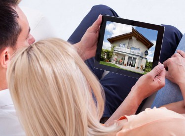 house real estate search property lease buy house couple first home saver