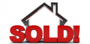 sold sale sell house property off the market