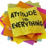 attitude post it motivation
