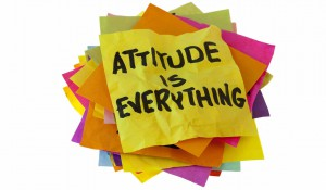 attitude post it motivation
