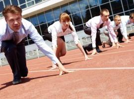 enemy race competition work job role employment gender man women business