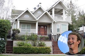 Mark Zuckerberg Is So Rich, He Lives In His $6 Million House For Free