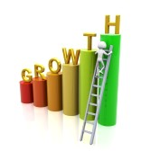 What type of capital growth can a property investor expect in the future?