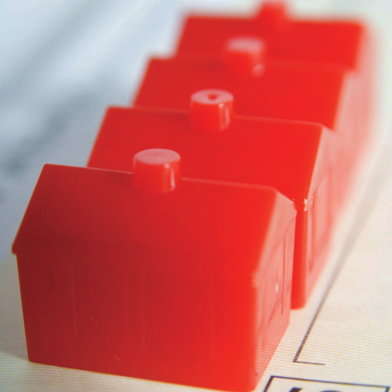 Why property investing is like tumbling dice...