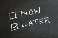 Why do people procrastinate when it comes to property investing?- Pete Wargent