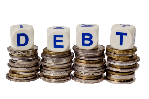 Outstanding mortgage debt reaches record low levels