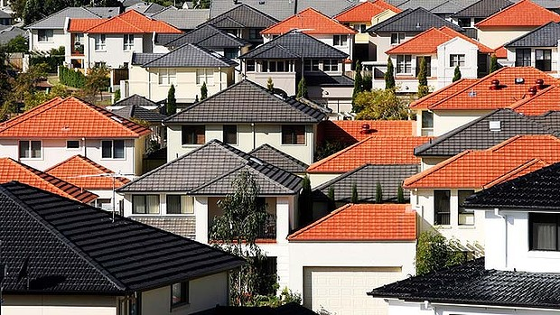 Melbourne property market - the tale of two cities