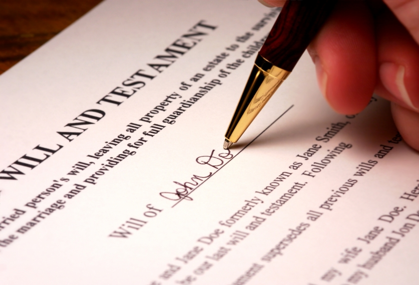 Why you need a Will after buying property