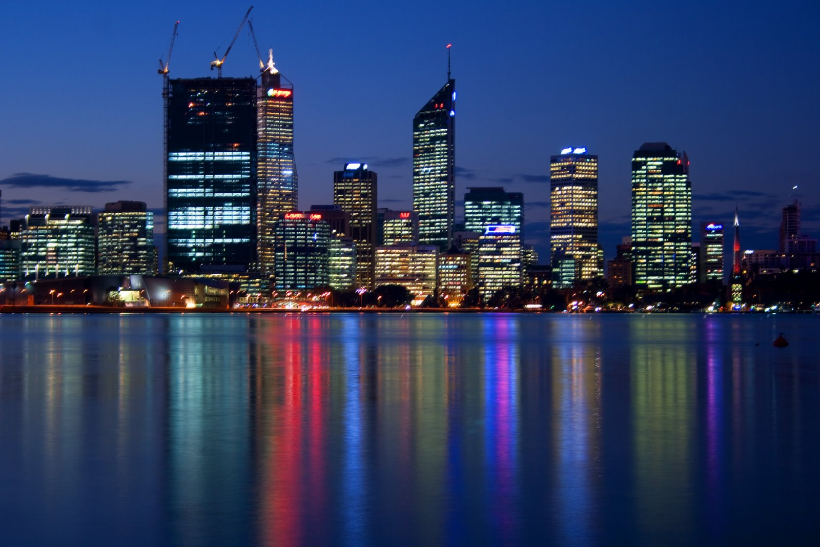 Look what's happening in our property markets - Perth