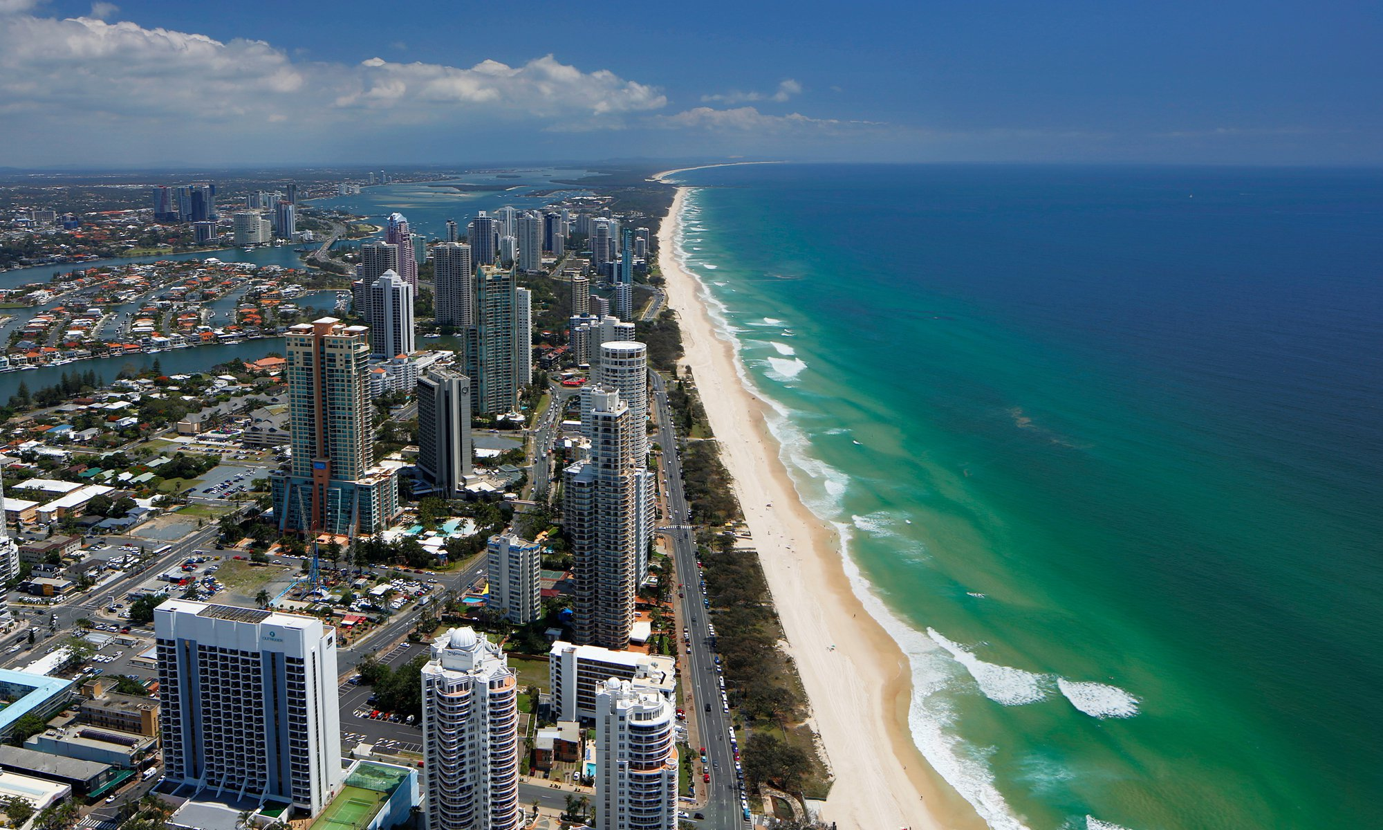 Look what's happening in our property markets - Gold Coast