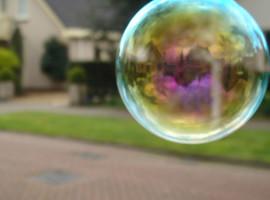 What property bubble trouble?