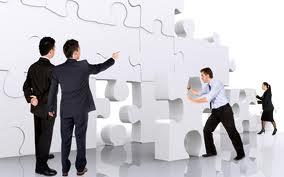 team puzzle help build