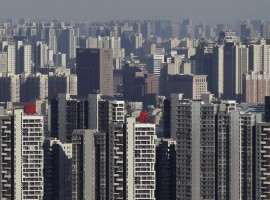 What does slowing Chinese demand mean for property?