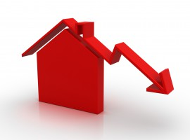 Property Listings Fall in October