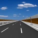 highway road freeway