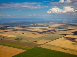 Tough times in the country: Regional land prices recede