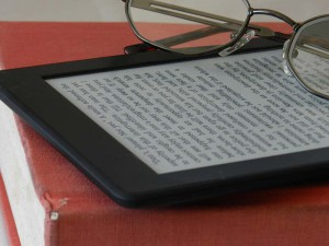 Read glasses summary tablet