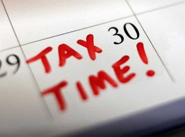 2015 Personal Tax Planning Checklist