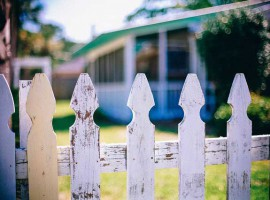 5 things property investors need to know about a damaged fence