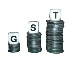 GST going up on silver coins