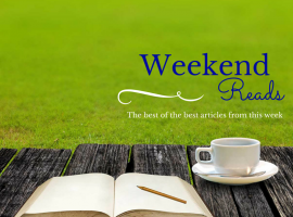 Weekend reads - Must see articles from the last week