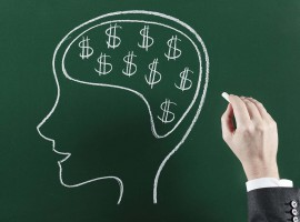 Does becoming wealthy really start with a thought?