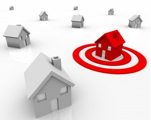 target house property market success goal hot