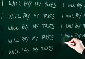 tax money ato taxes financial iou