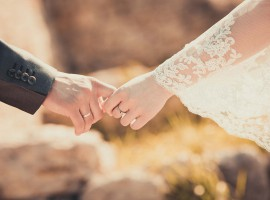 Love, actuarially: upcoming brides and grooms both expect marriage will deliver financial gains