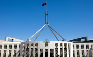 canberra politics ACT australia government leader