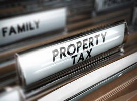 New property taxes around Australia today