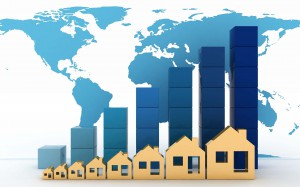 world foreign investment property house market stats price figures data