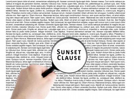 Sunset Clause - a hidden trap for off the plan property investors